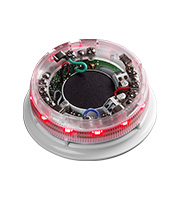 Apollo Alarmsense Sounder Beacon Base (White)