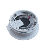 Apollo Alarmsense Detector Base with Integral Sounder (White)