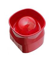 Apollo Multi-Tone Sounder and Visual Indicator (Red)