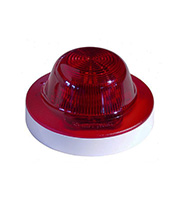 Apollo Loop Powered XP95 Flashing Beacon (Red)