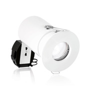 Aurora 6W Low Energy Downlight 88mm Diameter (White)