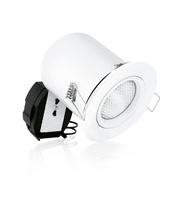Aurora 10W Low Energy Downlight 90mm Diameter (White)