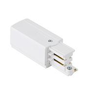 Aurora Lighting 16A 250V Global Live End A Connector (White)