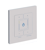 Aurora Lighting LED Colour Mixing Dimmer (White)
