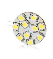 Aurora Lighting 10-30V G4 Unidirectional LED Lamp (Cool White)