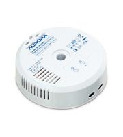 Aurora Lighting 50-150W/VA Round Electronic Transformer (White)
