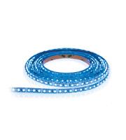 Aurora 24V DC Single Colour Flexible High Density LED Strip Light (Blue)