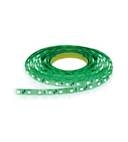 Aurora 24V DC RGB Flexible High Density LED Strip Light (Red/Green/Blue)