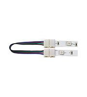 Aurora Lighting Flexible Inter-connection Lead for LED Strip (White)
