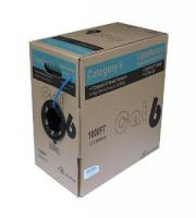 Cat6 UTP Copper Ethernet Network Solid Cable Reel Box 305m