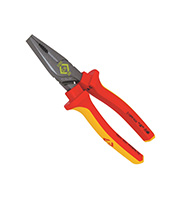 CK Tools Redline VDE 205mm Combination Pliers (Red)
