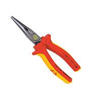 CK Tools Redline 175mm VDE Snipe Nose Pliers (Red)
