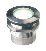 Collingwood 1W Threaded Mini LED Ground Light (Stainless Steel)