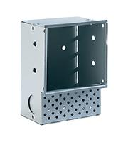 Collingwood Wall Box (Grey)
