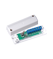 CQR 6 Way Junction Box Grade 3 with Micro Switch (White)