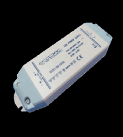 Ecopac 30W Constant Voltage LED Driver (White) 24V