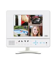 ESP BDeye CCTV Access Control System with Camera (White)