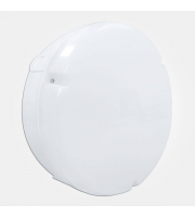 Eterna IP65 Circular Led Utility Fitting With Microwave
