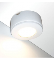 Eterna Led Surfaced/recessed Cabinet Downlight (White)