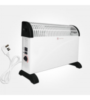 Eterna Convector Heater With Turbo Fan (White)