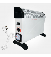 Eterna Convector Heater With Timer (White)