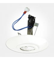 Eterna Mains Low Voltage Ceiling Downlight Converter (White)