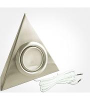 Eterna Lv 20W Triangle Light (Brushed Nickel)