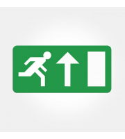 Eterna Up Arrow Legend For Exit Boxes (Green)