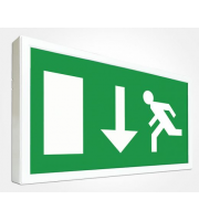 Eterna Slim Led Maintained Emergency Exit Box