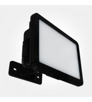 Eterna 20W Led Floodlight Emclumin (Black)