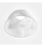 Eterna 60ø Polycarbonate Diffuser For Circular High Bay (White)
