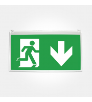 Eterna Iso Down Arrow Legend For LEDMDDEM3 Green()