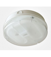 Eterna 16W Circular Prismatic Ceiling/wall Fitting