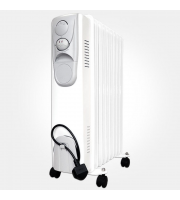 Eterna 2kW Oil Filled Heater (White)