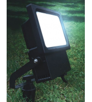 Eterna 10W Polycarbonate Led Floodlight (Black)