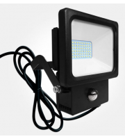 Eterna 20W Polycarbonate Led Floodlight Pir