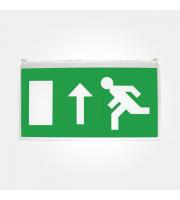 Eterna Up Arrow Legend For LEDMDDEM3 (Green)