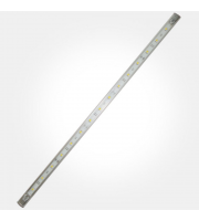 Eterna 15 Led 3W Super Flat Strip Light (Matt Silver)