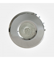 Eterna Mains IP65 Downlight (Polished Chrome)