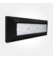 Eterna 3W Led Slim Long Surface Fitting (Black)