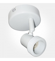 Eterna GU10 Single Spotlight (White)