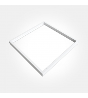 Eterna Surface Mounting Kit For 600 X 600 Panel (White)