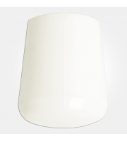 Eterna Pc Shade For Well Glass Fitting (White)