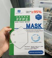 DISPOSABLE FACE MASK FFP2/KN95 PACK OFF 10