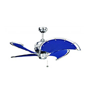 Fantasia Spinnaker 40 Inch Ceiling Fan (Blue)