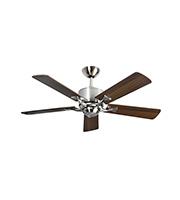 Fantasia Delta Low Energy 52 Inch Ceiling Fan (Dark Oak)