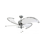Fantasia Spinnaker Combi 52 Inch Ceiling Fan Light (White)