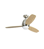 Fantasia Trinity 44 Inch Ceiling Fan Light (Matt Maple)