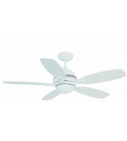 Fantasia Phoenix 42 Inch Ceiling Fan with Light (Matt White)