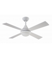 Fantasia Sigma 42 Inch Ceiling Fan with Light  (White)